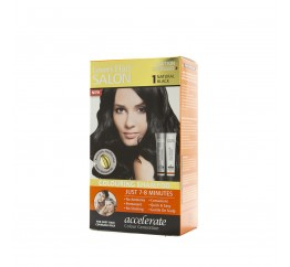 Lover's Hair Salon 1 Natural Black 1-2x60ml