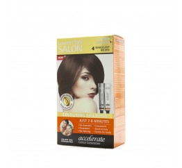 Lover's Hair Salon 4 Lover's Hair Mahogany Brown-2x60ml