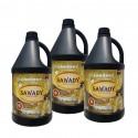 Bộ 3 can Nước giặt xả Sawady 6 trong 1 Golden Charming 3,8 lít