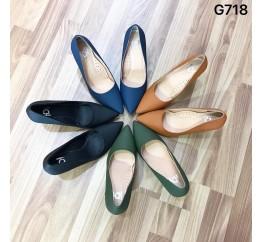 Giay sandal nu Hadu G718 den35