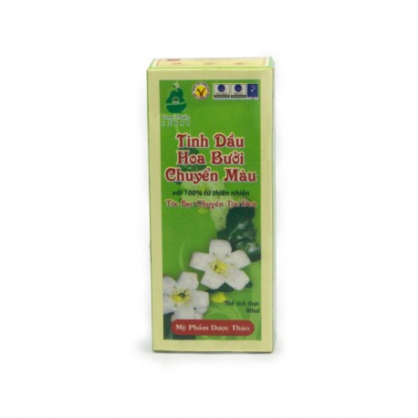 Tinh dầu hoa bưởi chuyển màu 80 ml