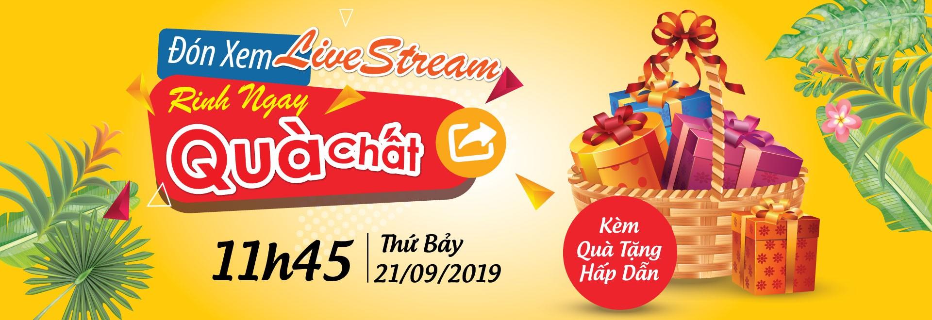 LiveStream Tháng 9