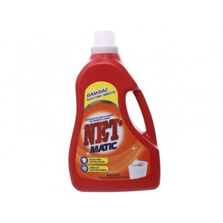 Nước Giặt NET Matic Đậm Đặc 3,6kg