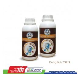 Bộ 2 chai dung dịch vệ sinh Nano Bạc Gấu Tuyết 750ml
