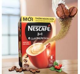 Nescafé đậm đà 3in1 hộp 20x17g