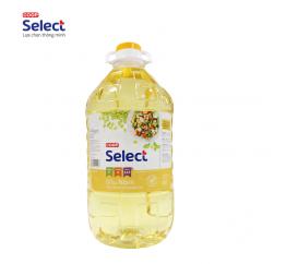 Dầu ăn đậu nành Co.op Select 5L