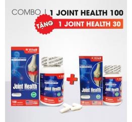 Thực phẩm bảo vệ sức khỏe Vitar Joint Health Formulation