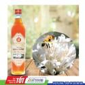 Mật ong hoa cà phê Trường Thọ Combo 5 chai x 500ml tặng 2 chai cùng loại
