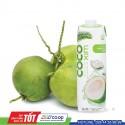 Bộ 6 nước dừa Cocoxim xanh 1 lít