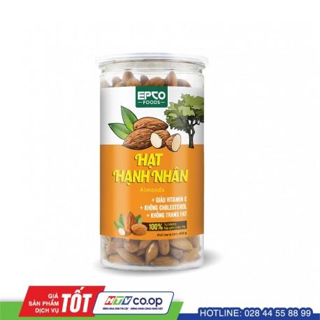 HẠT HẠNH NHÂN EPCO FOODS 450G