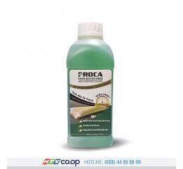 Dung dịch đa năng PROCA tinh dầu sả chanh thiên nhiên 1100ml