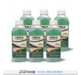 Bộ 6 dung dịch đa năng PROCA tinh dầu sả chanh thiên nhiên 1100ml