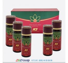 TPBVSK Dịch Chiết xuất Sâm K5 – Sâm Ngọc Linh Kontum - Hộp 5 chai x 50 ml