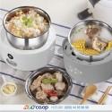 Hộp hâm nóng thức ăn Mishio MK182