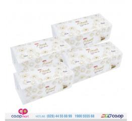 Khăn giấy lụa Co.op Finest 220 tờ
